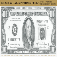 ERIC B. & RAKIM - Paid In Full (Coldcut Mix)