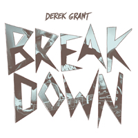 CCCP 184 DEREK GRANT Breakdown CD LP