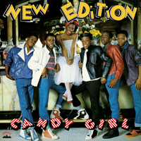 GET 56030 NEW EDITION Candy Girl LP