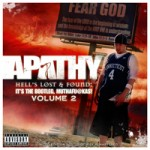 DGZ 421 APATHY Hell's Lost And Found CD