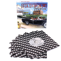 """CLIPSE - Lord Willin': The 7"""" Singles Set"""