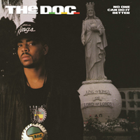 GET 52725 D.O.C. No One Can Do It Better LP
