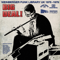 V/A - Big Deal! (Weinberger Funk Library 75-79)