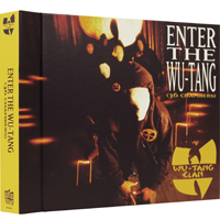 "WU-TANG CLAN - Enter The Wu-Tang: 36 Chambers (Deluxe 7"" Book)"