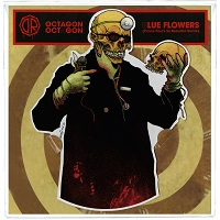 "DR. OCTAGON - Blue Flowers / Octagon Octagon (Shaped 12"")"