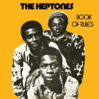 HEPTONES - Book Of Rules