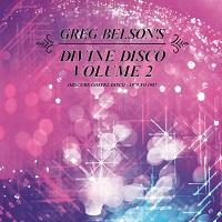 V/A - Greg Belson's Divine Disco (Vol. 2: Obscure Gospel Disco - 79-87)